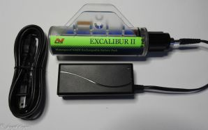 RNB Minelab Excalibur Battery